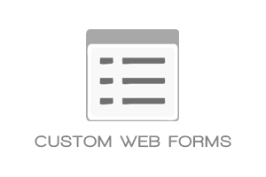 Integrate with Custom Webforms
